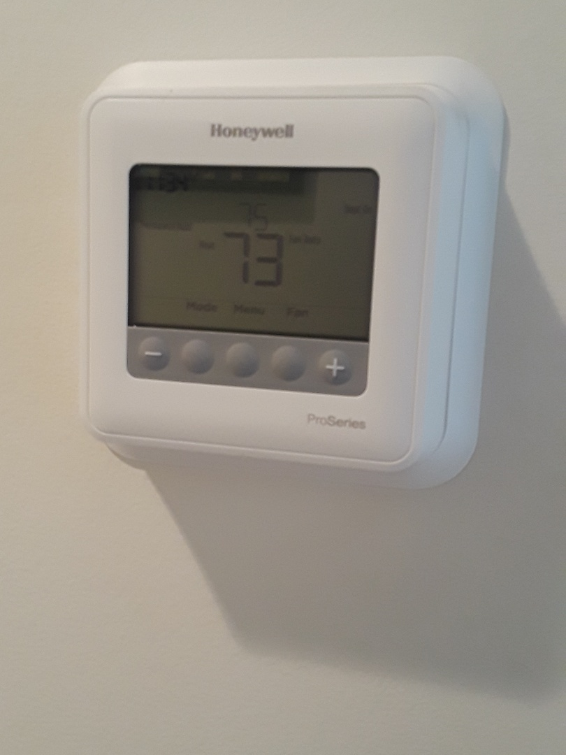 Westborough, MA - Honeywell thermostat replacement