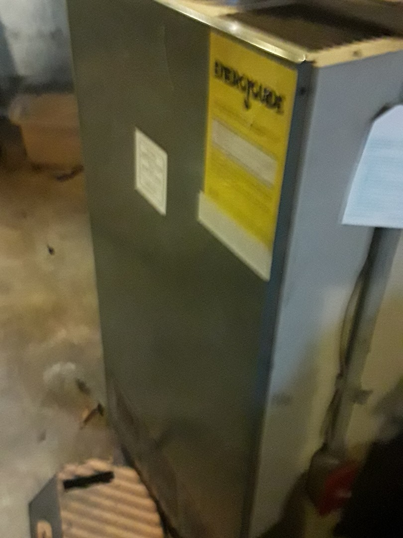 Leominster, MA - Clean and check LoBoy oil furnace