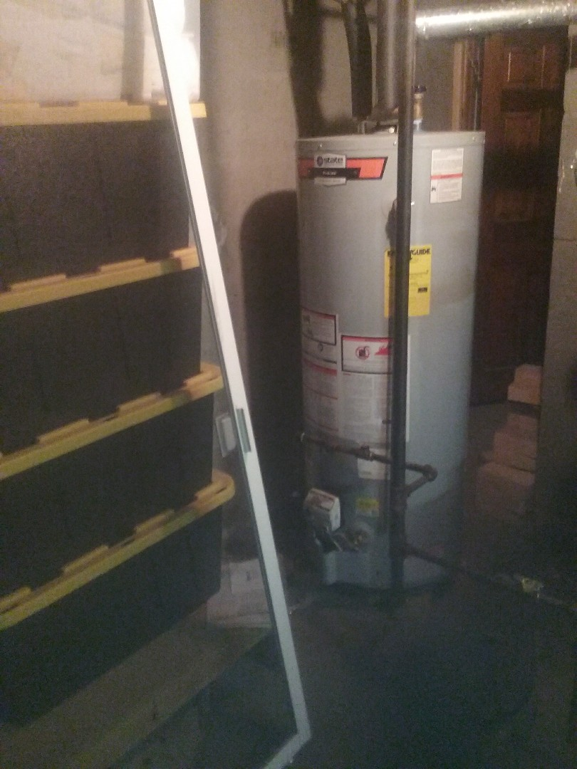 Shrewsbury, MA - Service on a state water heater