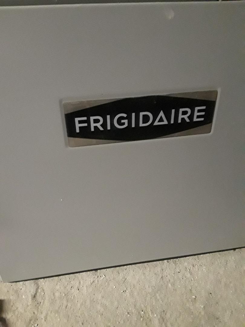 Fitchburg, MA - Heat repair on a Frigidaire gas furnace
