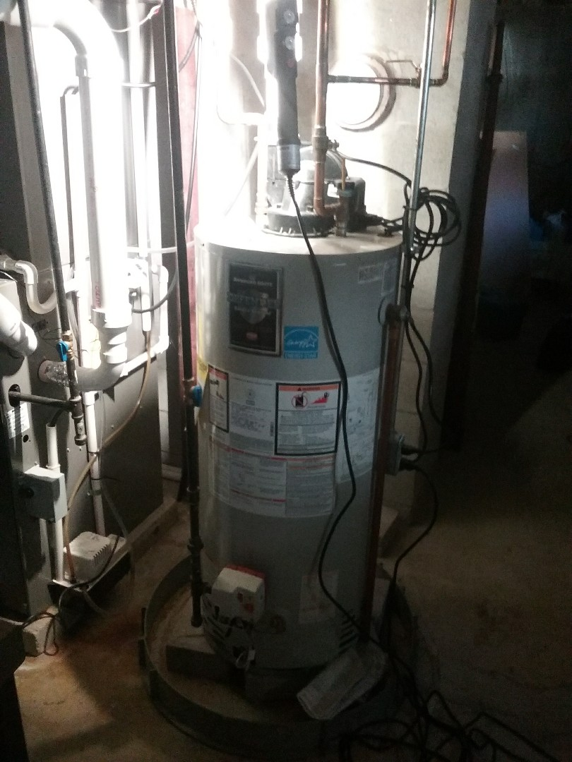 Northborough, MA - Service on a bradfordwhite water heater