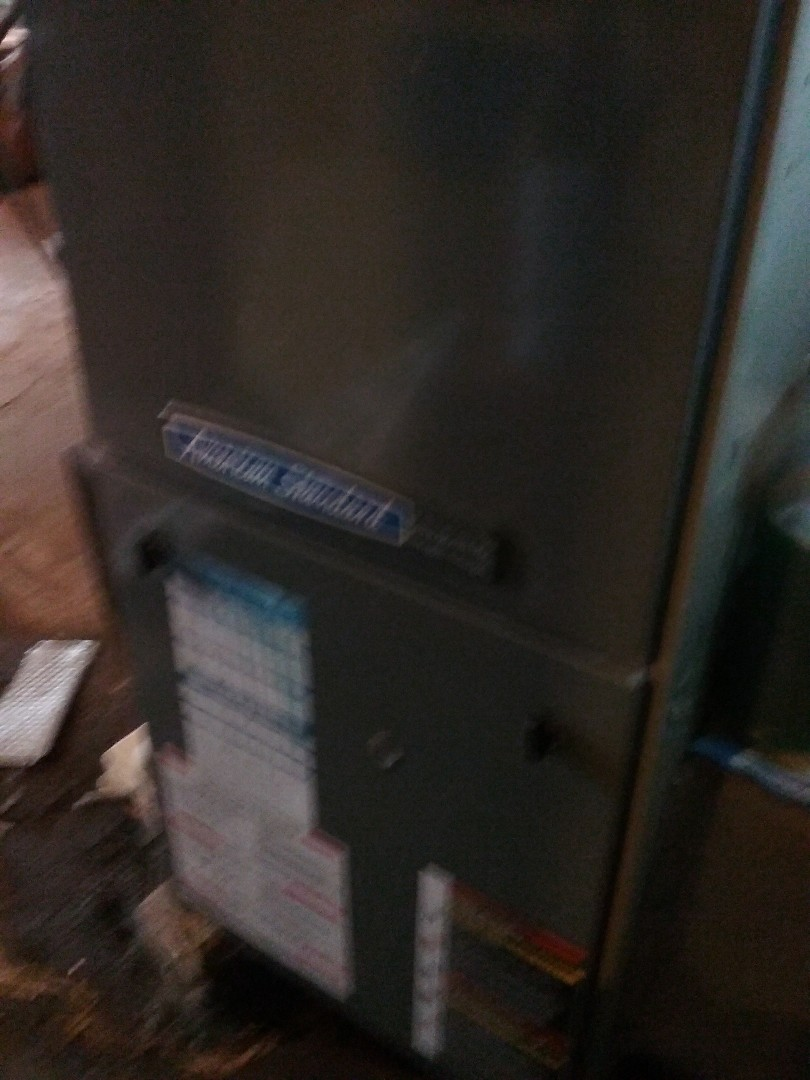 Worcester, MA - Service on an american standard gas air system preventive services