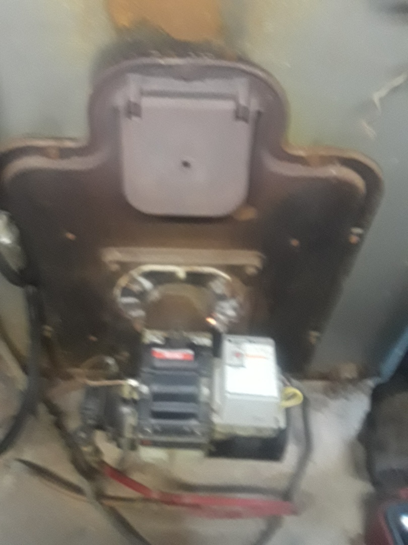 Leominster, MA - Clean and check American Standard oil steam boiler