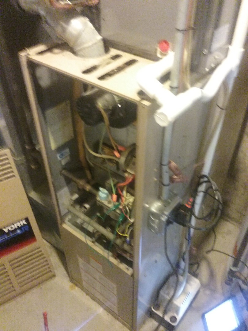 Worcester, MA - York gas air system preventive services