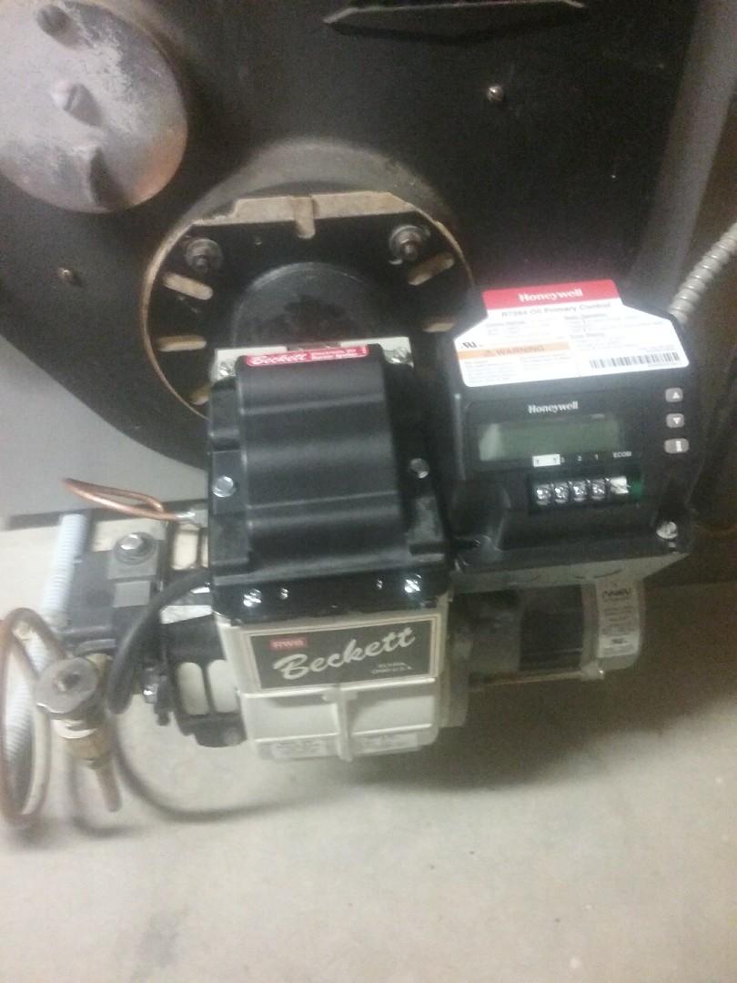 Millbury, MA - Beckett oil burner repairs