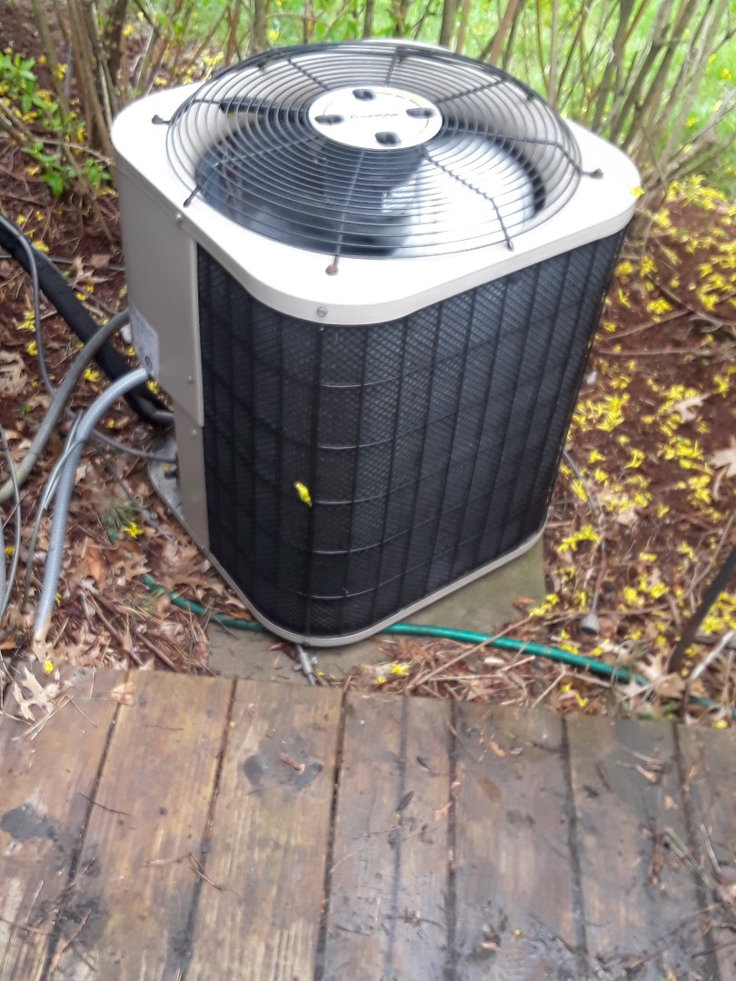 Worcester, MA - Clean and check Ducane AC unit