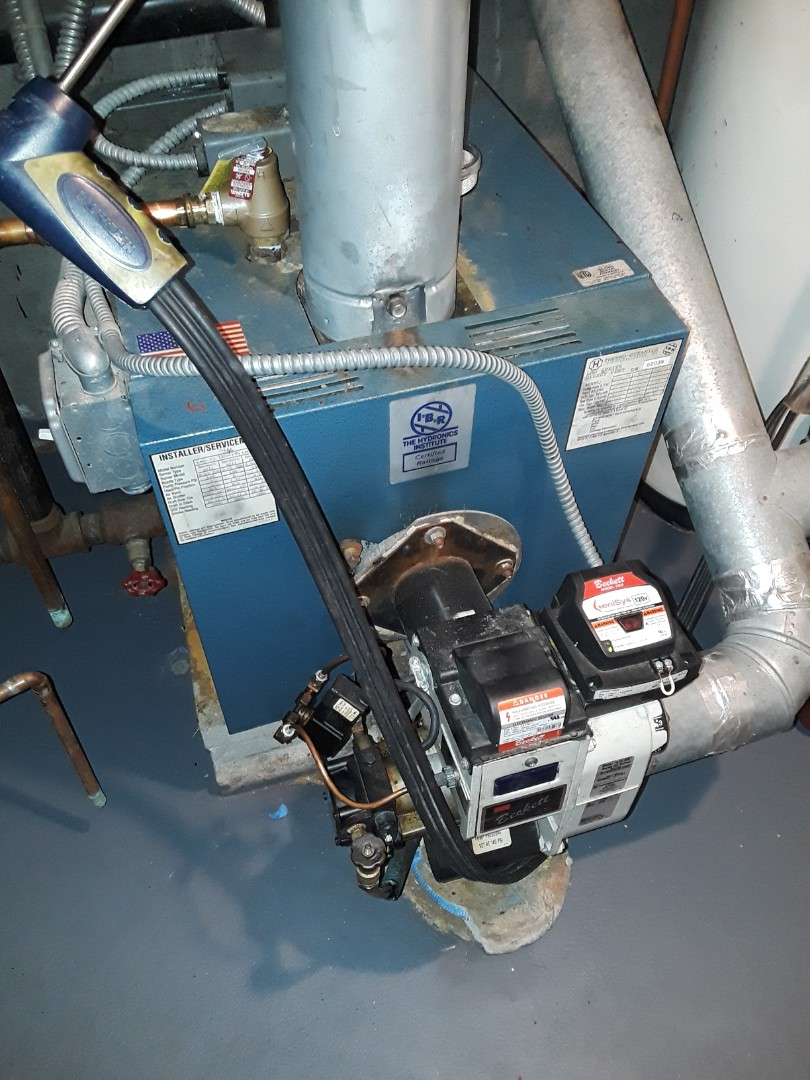 Grafton, MA - Clean and check Thermo Dynamics oil boiler
