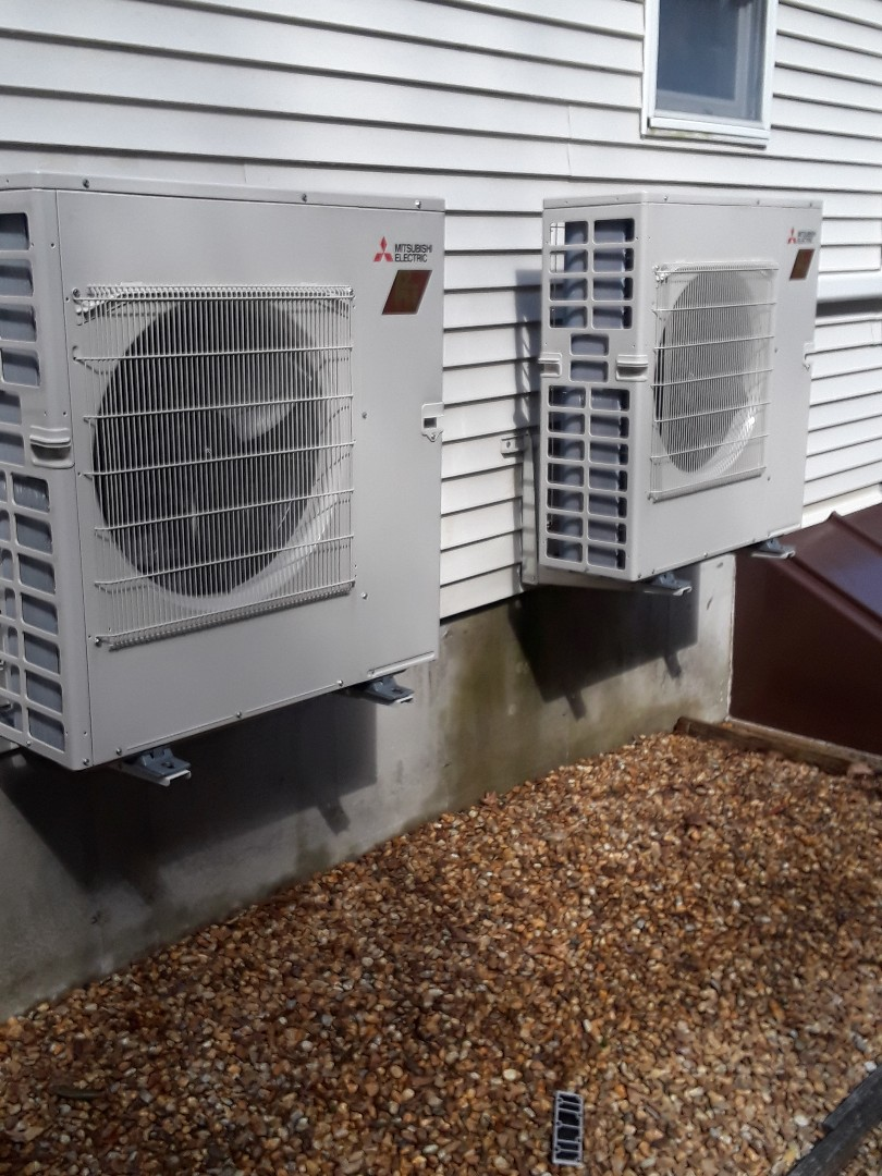 Worcester, MA - Clean and check Mitsubishi mini split systems