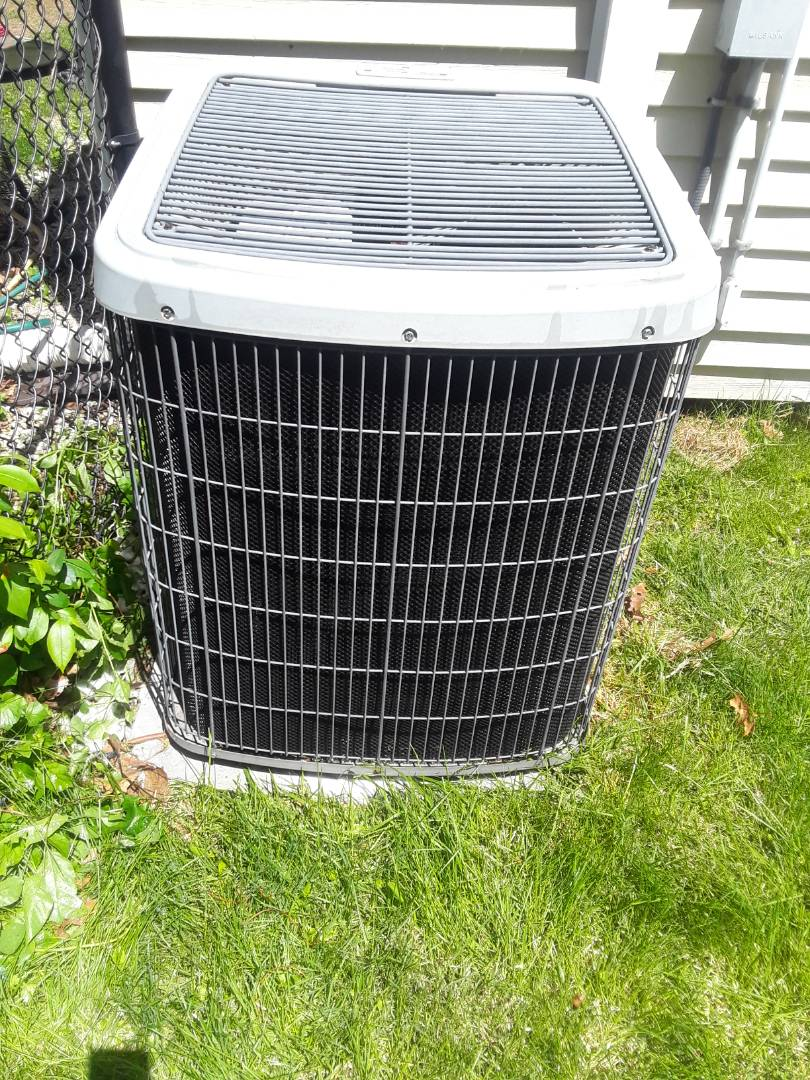 Clean and check Tempstar AC unit
