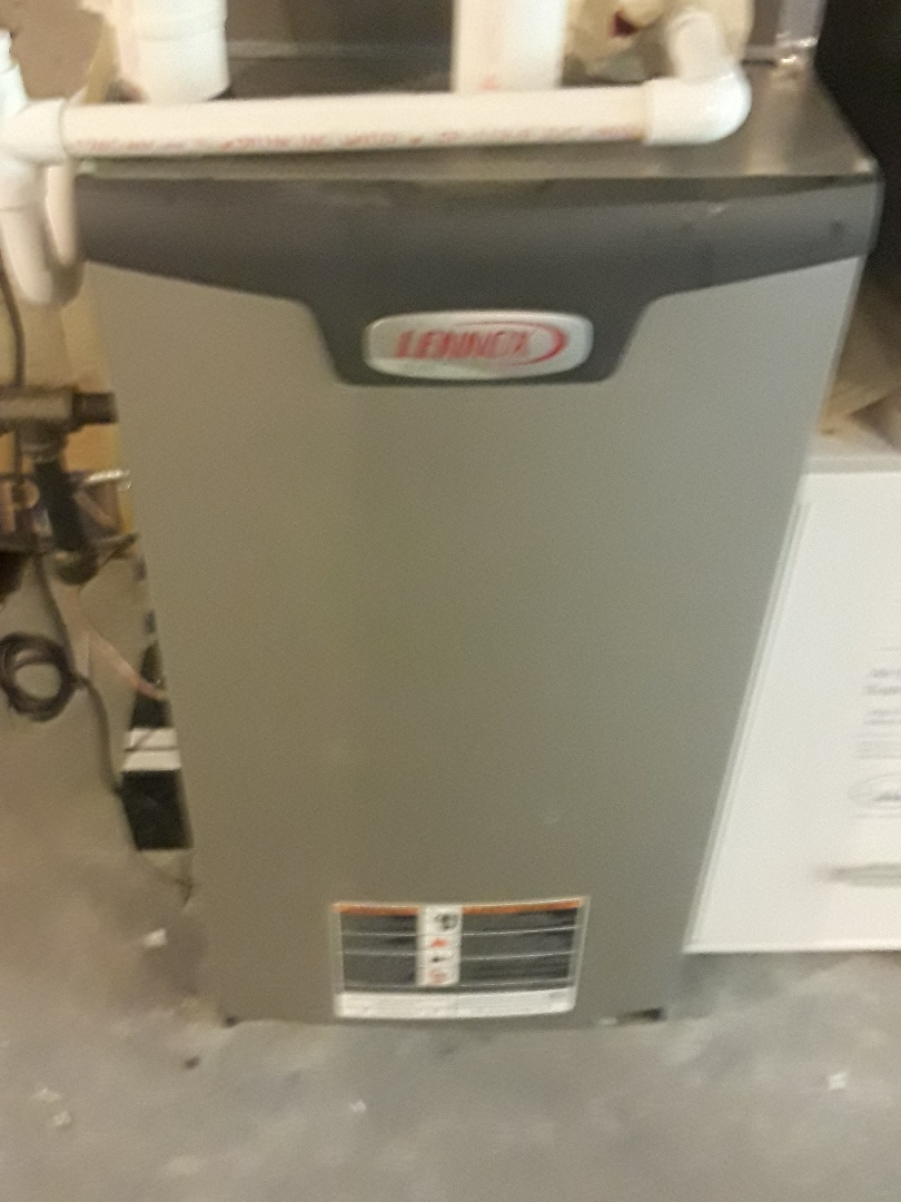 Gardner, MA - Clean and check Lennox AC and Heating Unit