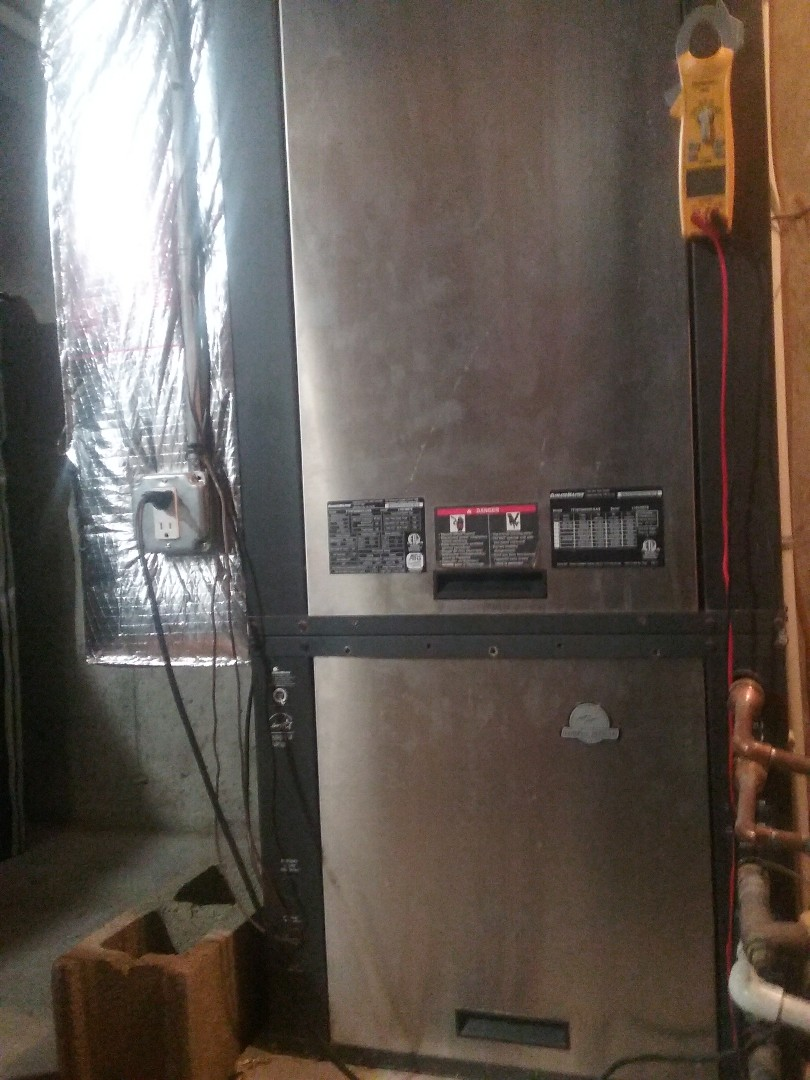 Rutland, MA - Service on a climatemaster geothermal heat pump