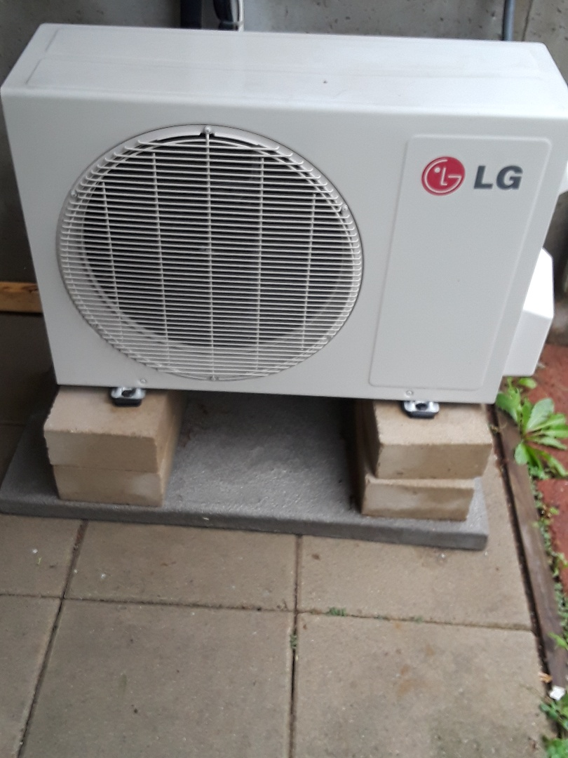 Douglas, MA - Clean and check LG mini split systems