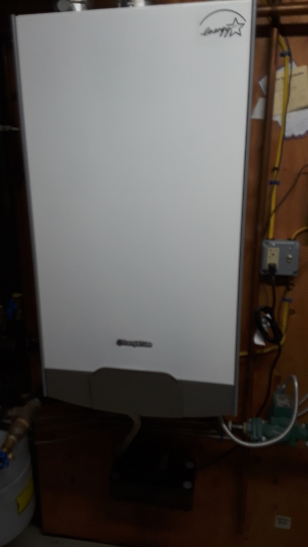 Westborough, MA - Clean and check TriangleTuge gas boiler