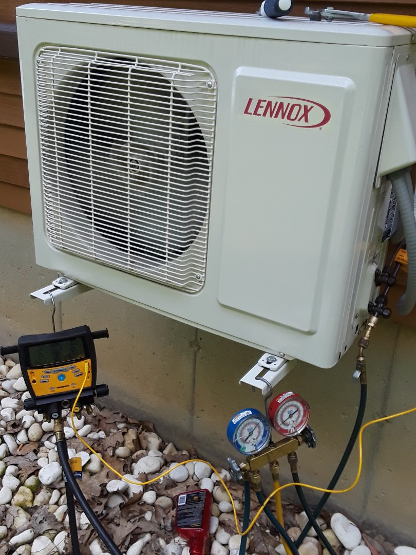 Hubbardston, MA - Repair on a Lennox Mini Split system