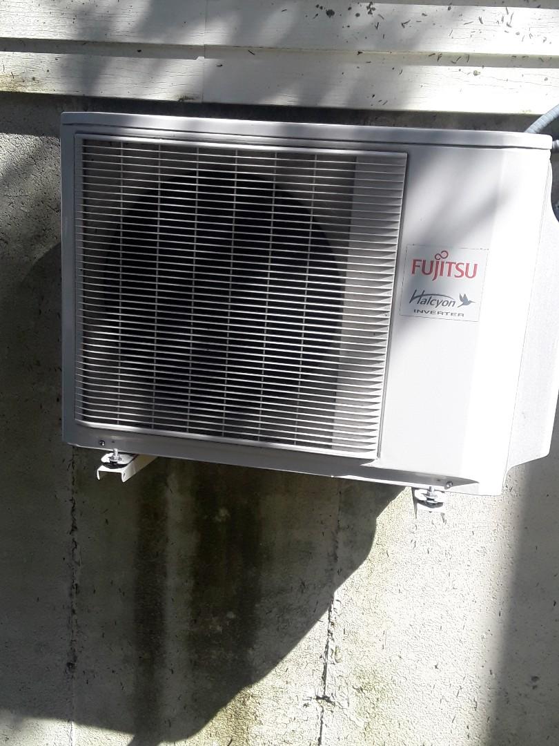 Auburn, MA - Clean and check Fujitsu Mini split unit