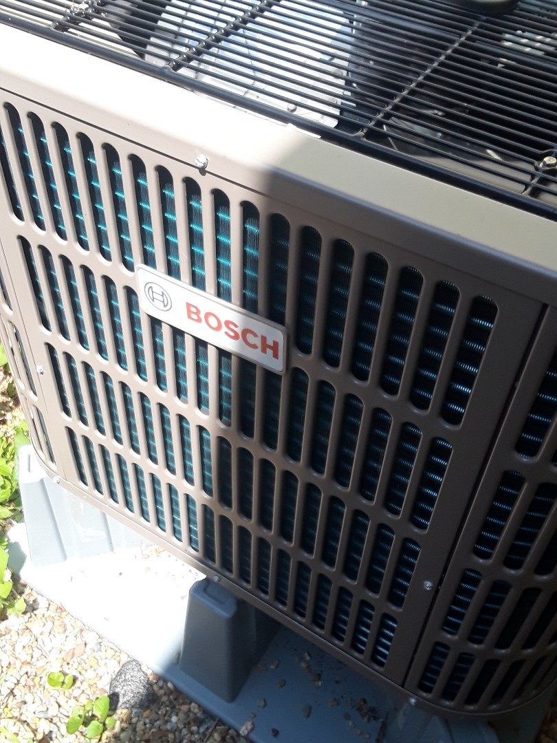 Holden, MA - Repair on a Busch AC unit