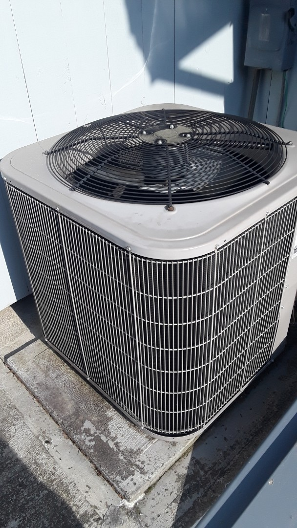 Boylston, MA - Repair on a Bryant AC unit
