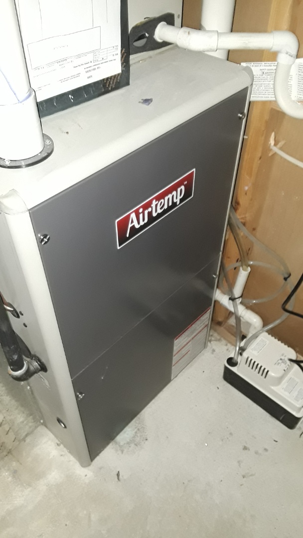 Worcester, MA - Repair on AitTemp AC unit