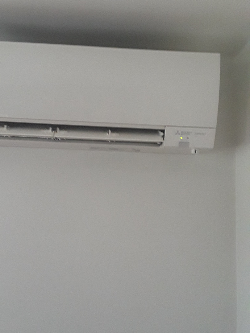 Worcester, MA - Clean and check Mitsubishi mini split system