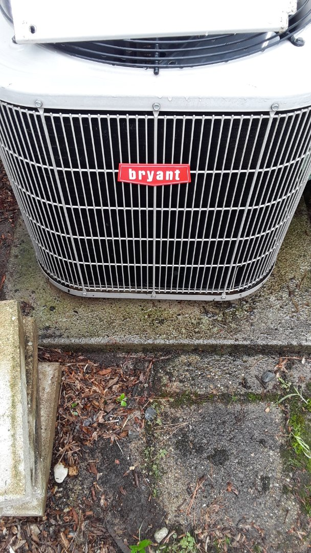 Leominster, MA - Clean and check Bryant AC unit