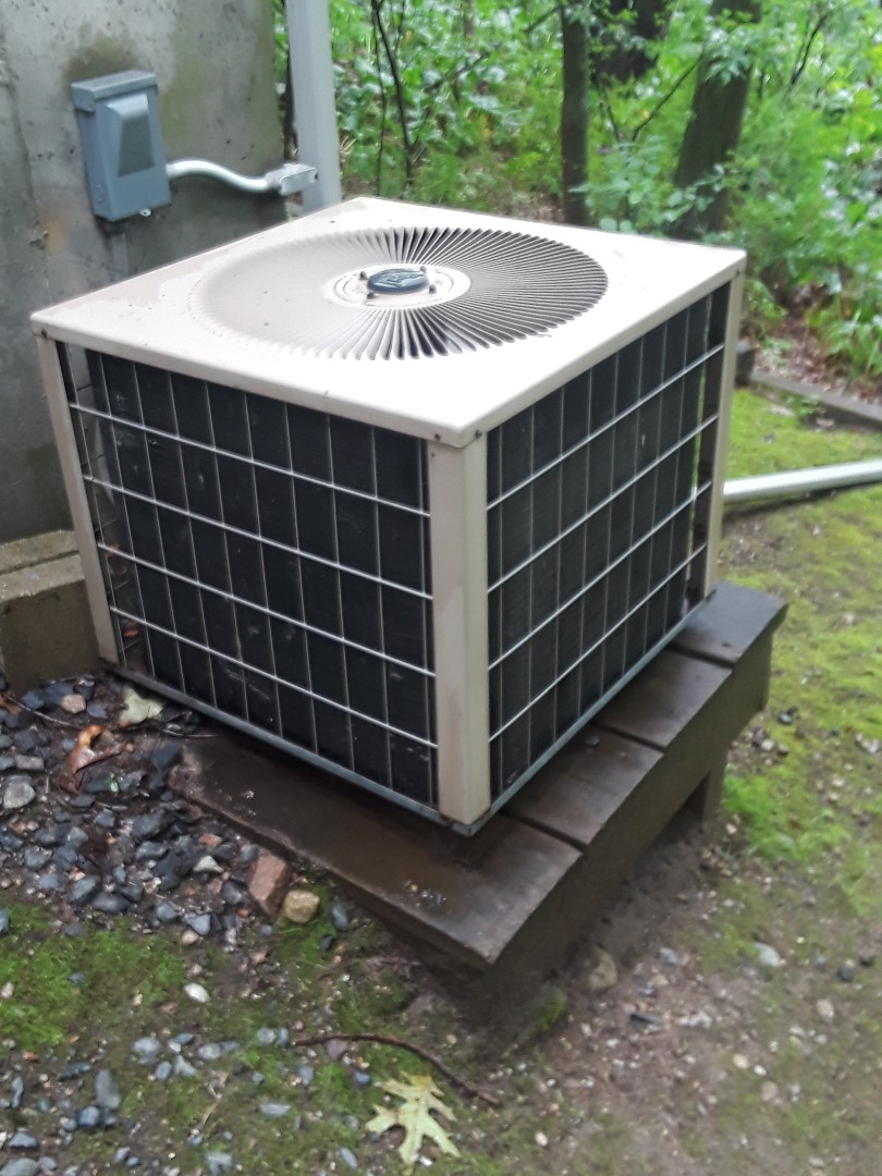 Framingham, MA - Clean and check Armstrong AC unit