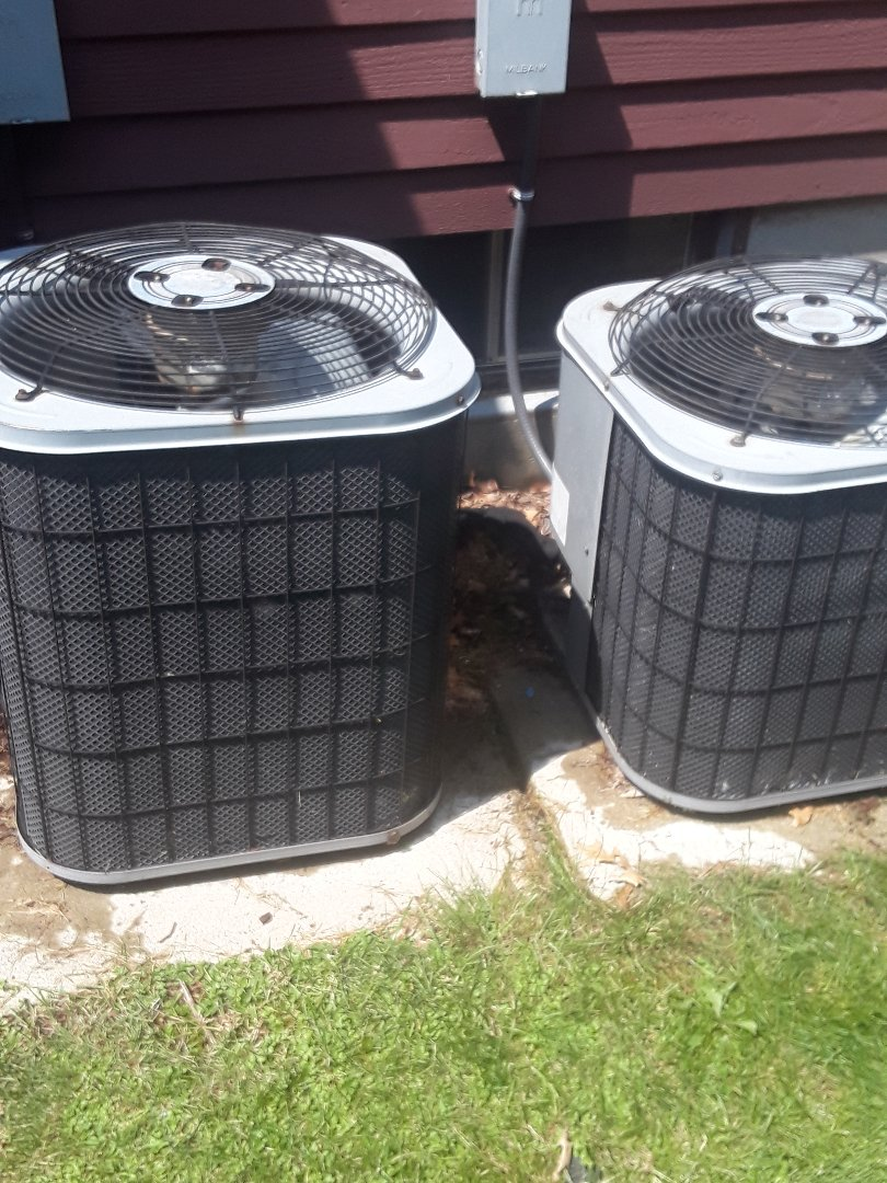 Grafton, MA - Clean and check AirFlo AC units