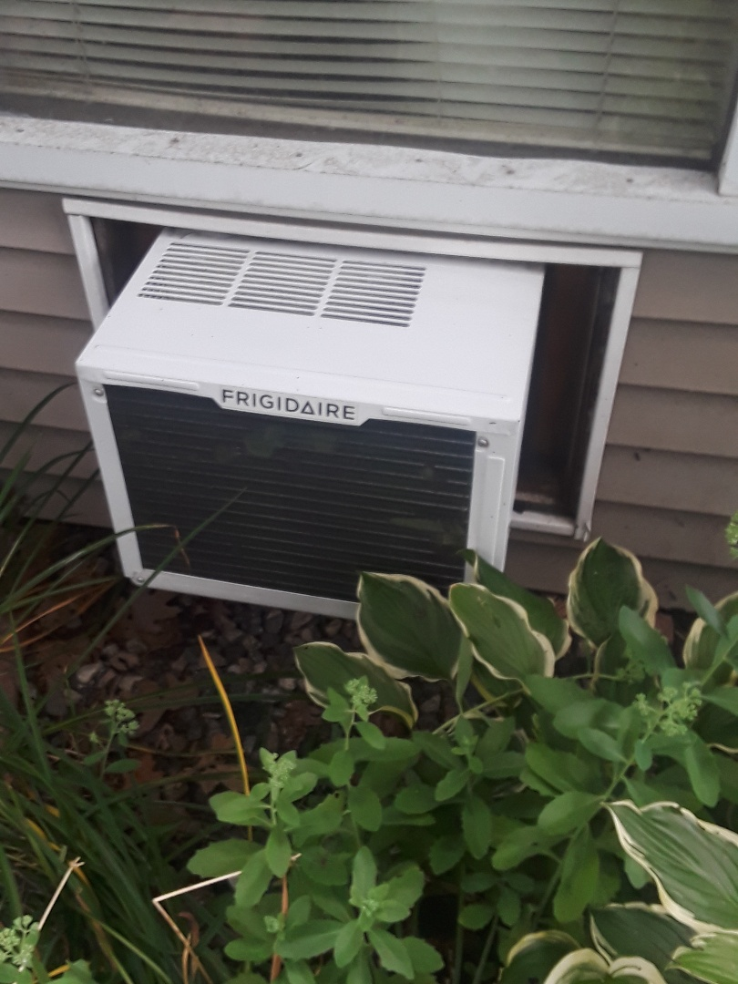 Northbridge, MA - Clean and check Frigidaire AC unit