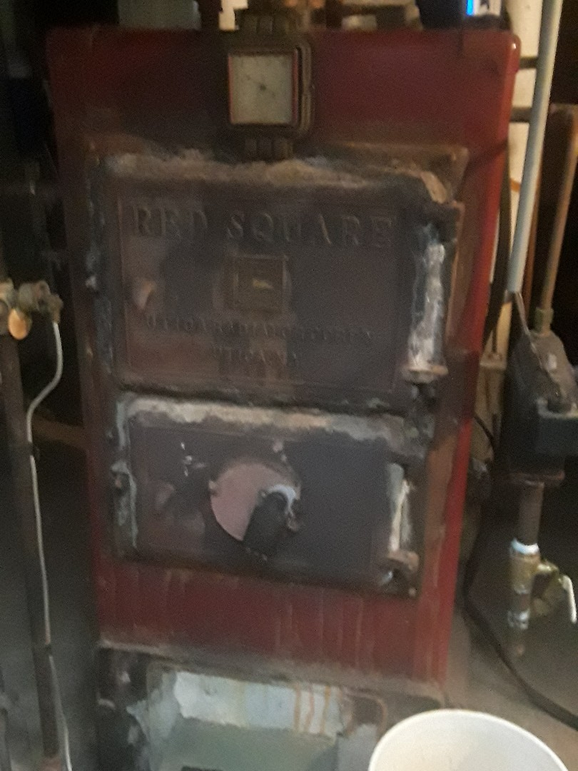 Northbridge, MA - Clean and check Utica gas steam boiler