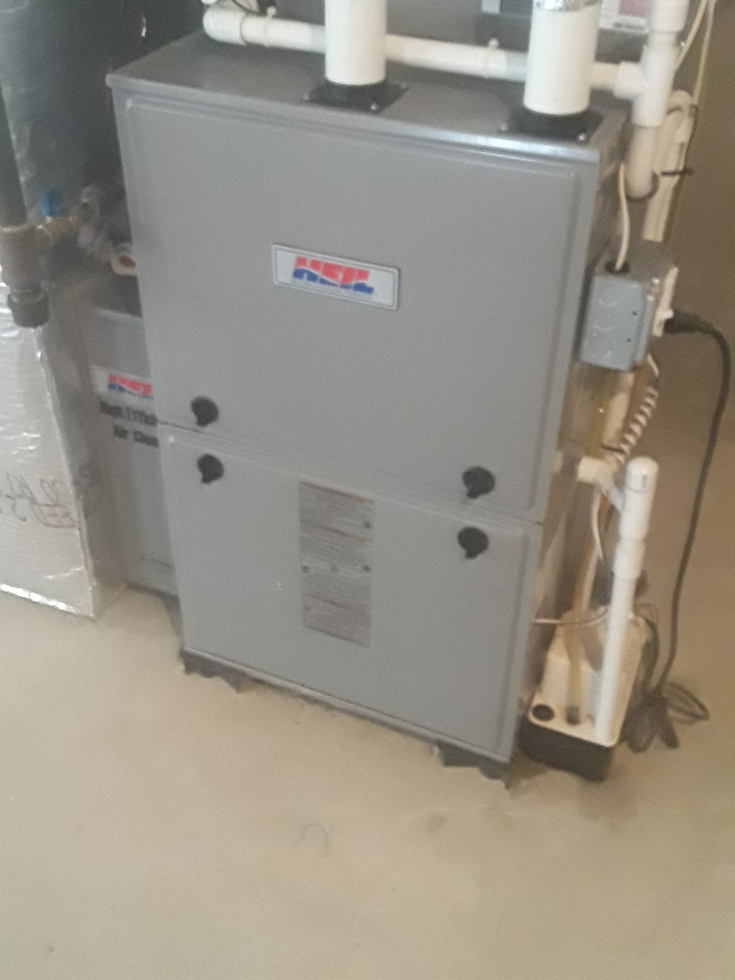 Westborough, MA - Clean and check Heil AC unit