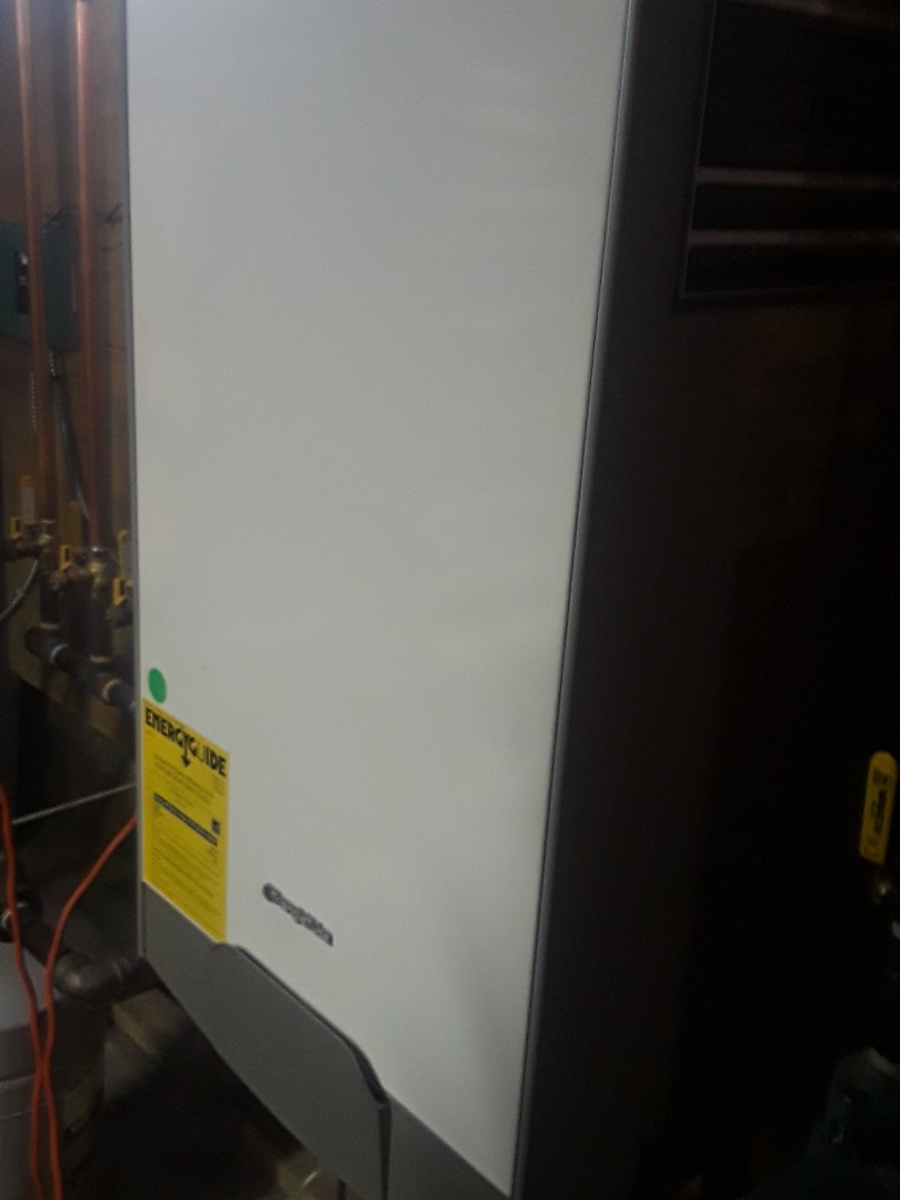 Fitchburg, MA - Clean and check TriangleTube gas boiler