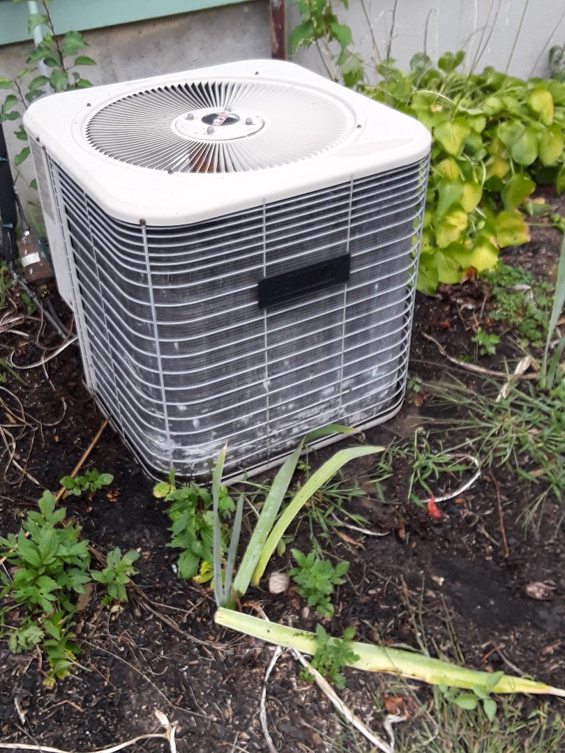 Sterling, MA - Clean and check AC Lennox AC unit