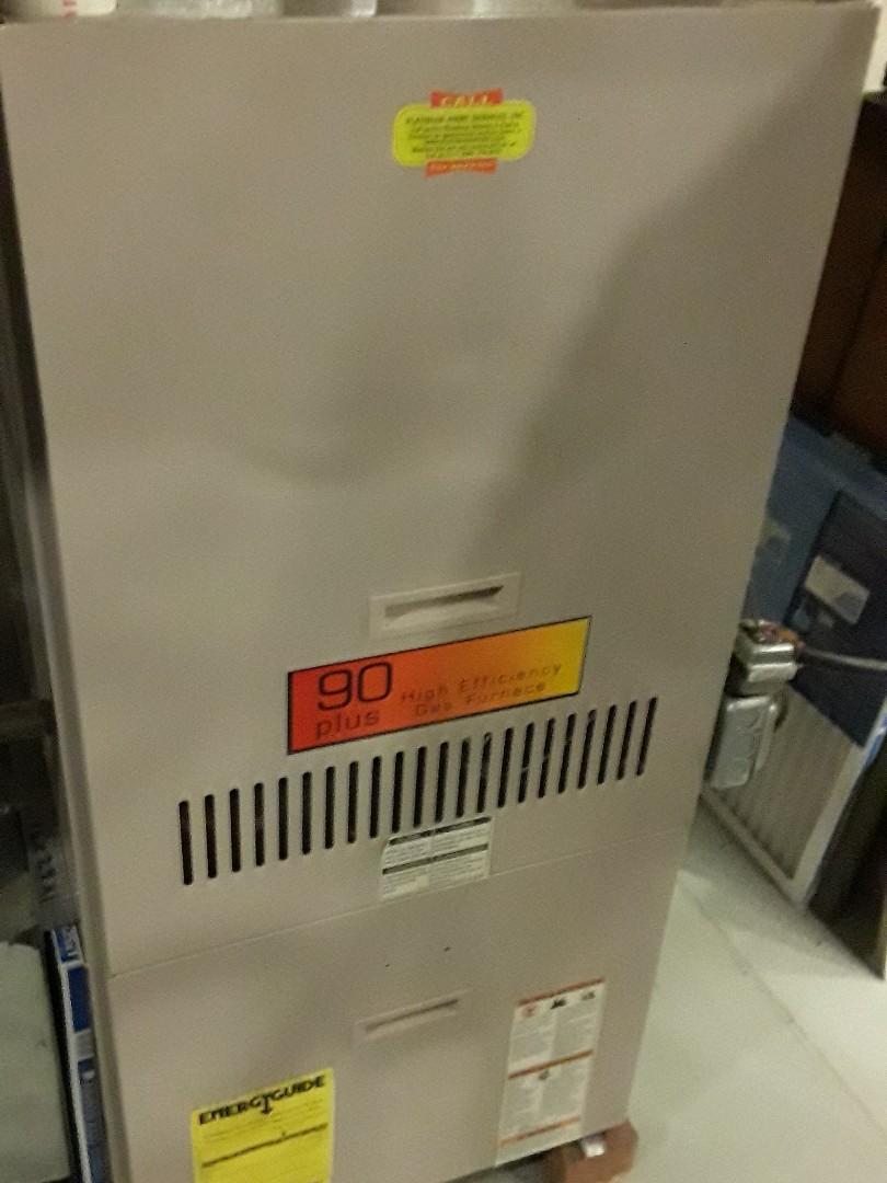 Marlborough, MA - Heat repair on a Concord gas Furnace
