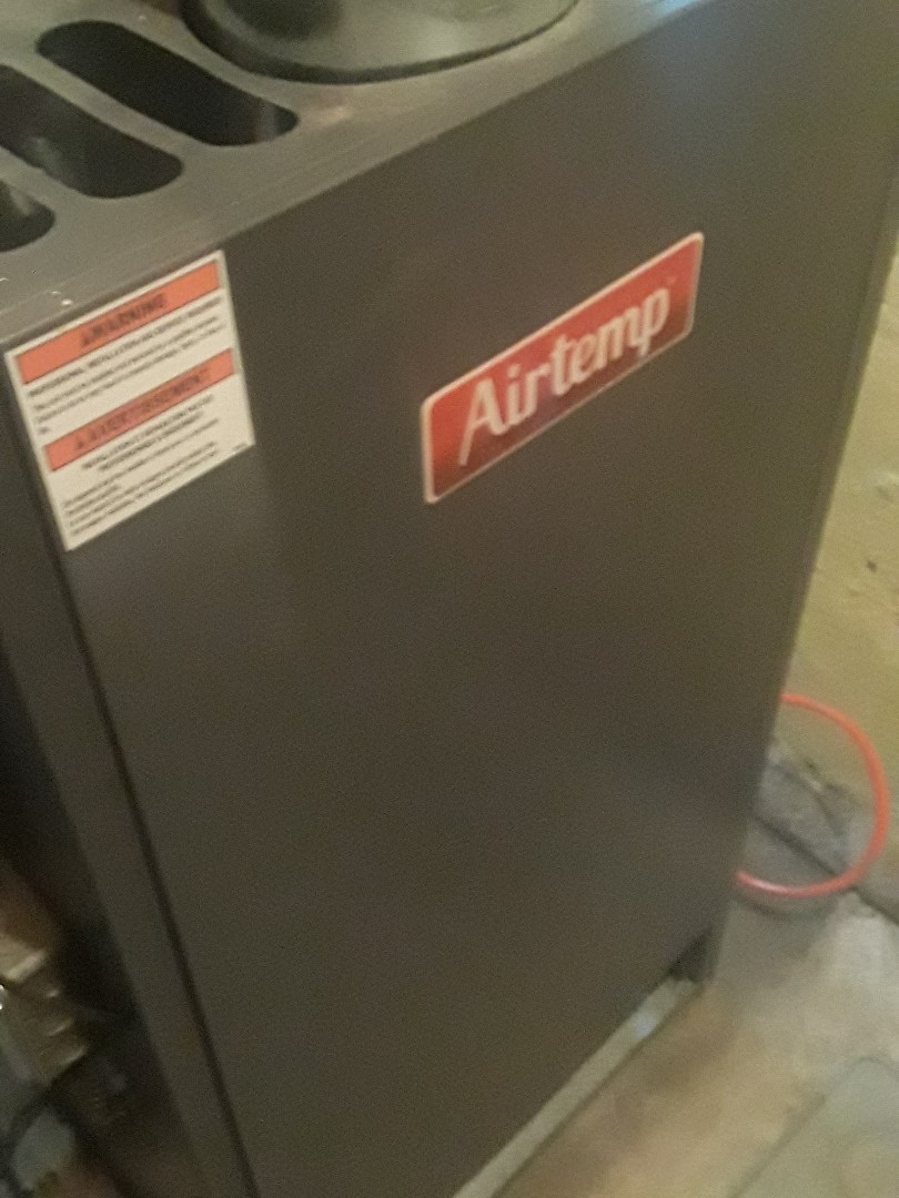 Leominster, MA - Clean and check AirTemp oil heating unit