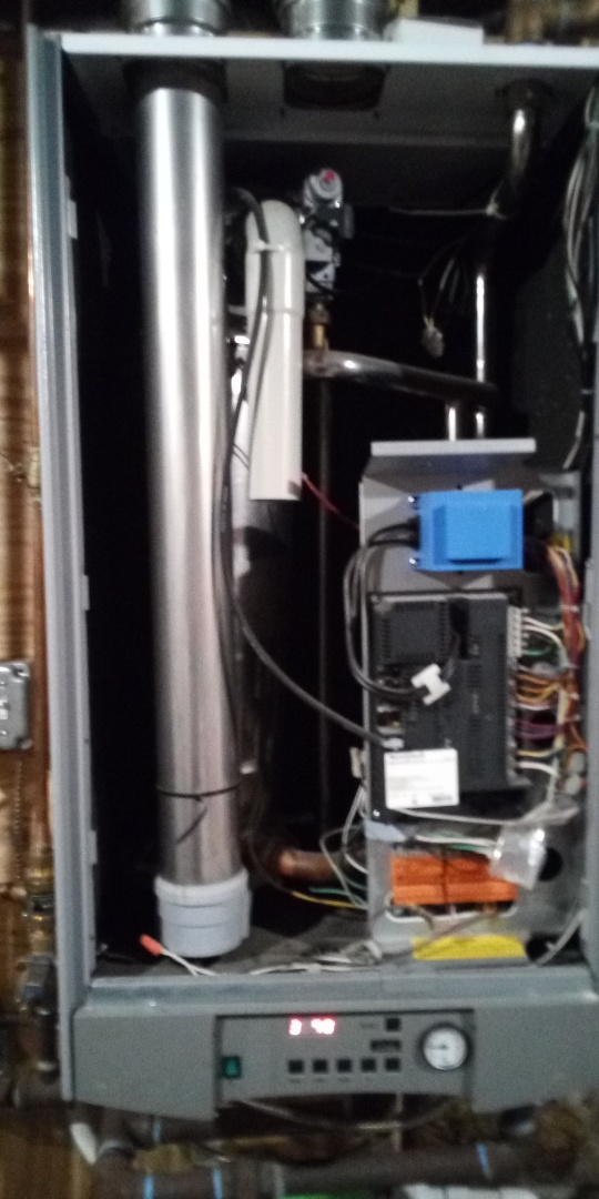 Worcester, MA - Trouble shooting triangle tube boiler with e02 error code