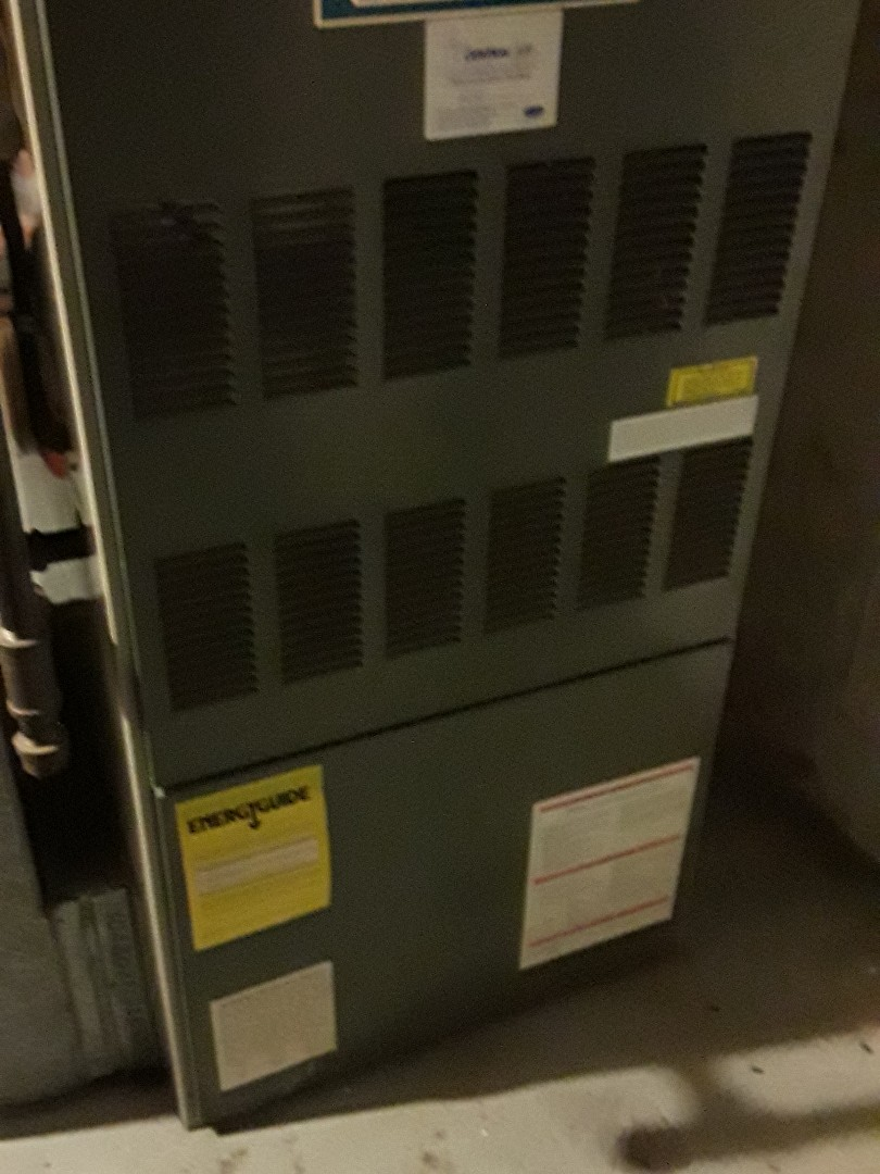 Repair on a Heat Controller gas furnace