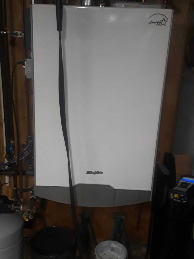 Westminster, MA - Clean and check TriangleTube gas boiler