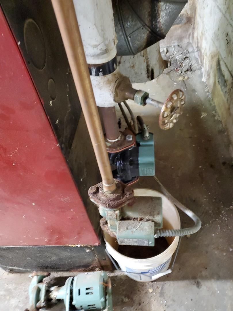 Auburn, MA - Taco 007e circulator  pump replacement