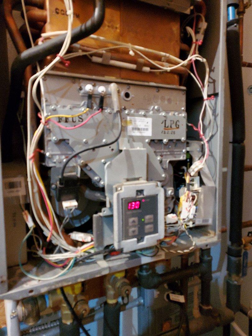Southborough, MA - Rinnai gas valve replacement