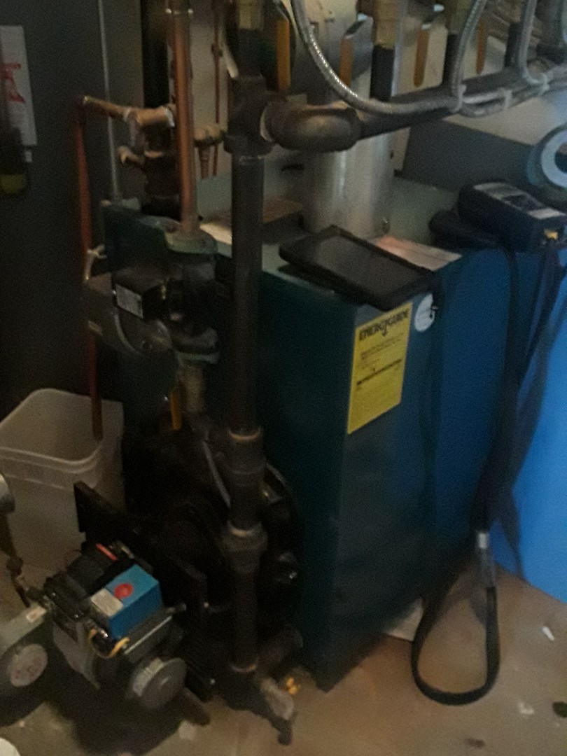 Northborough, MA - Clean and check Burnham oil boiler