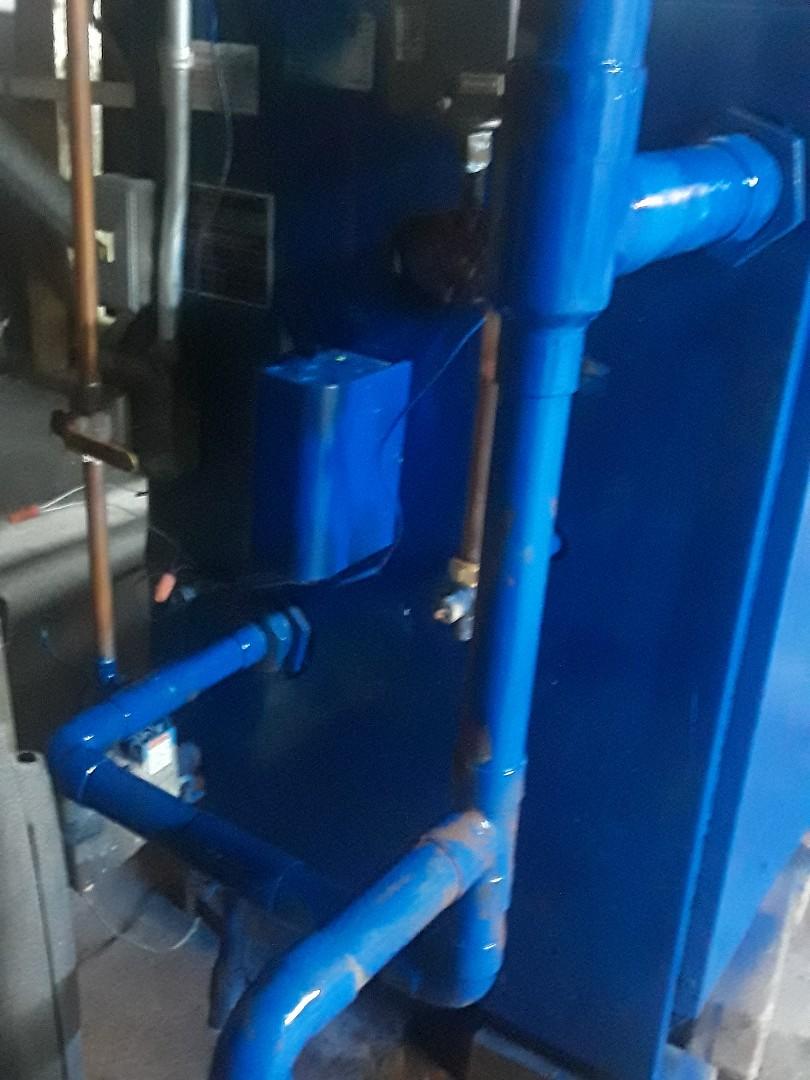 Marlborough, MA - Repair on a HB smith gas boiler