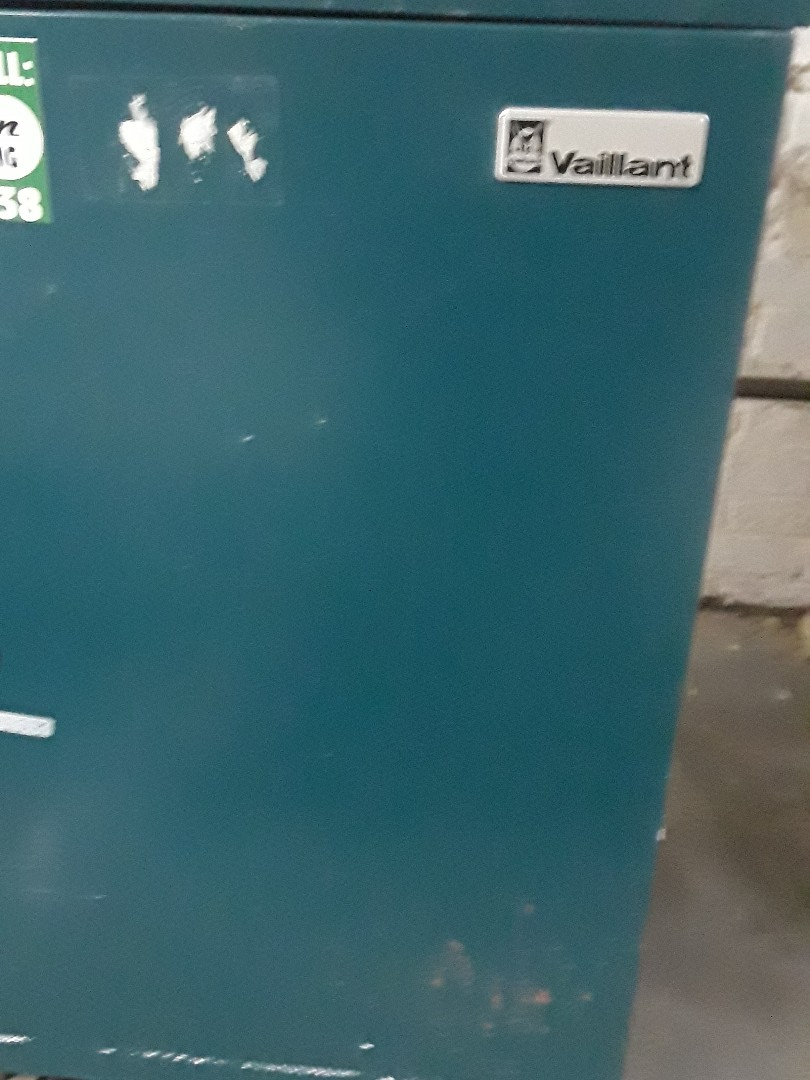 Clinton, MA - Heat repair on a Vaillant gas boiler