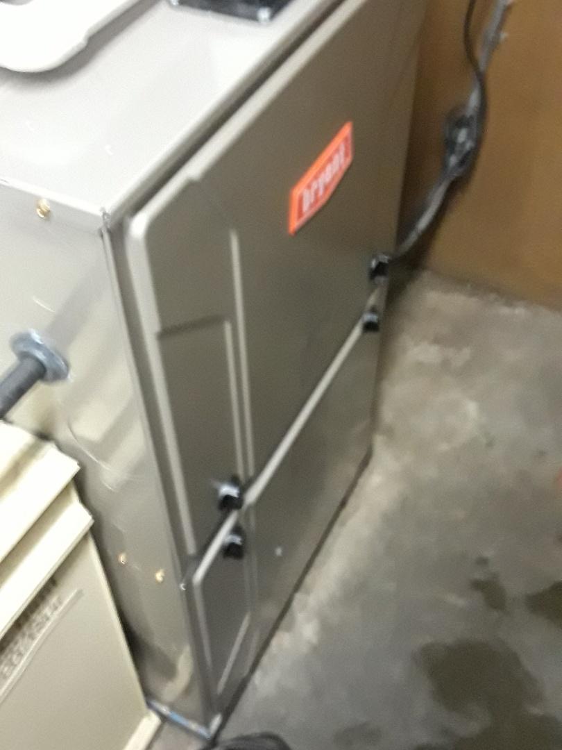 Auburn, MA - Heat repair on a Bryant gas Furnace