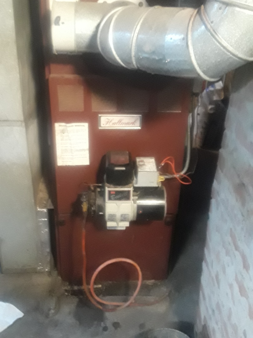 Westminster, MA - Clean and check Hallmark oil furnace