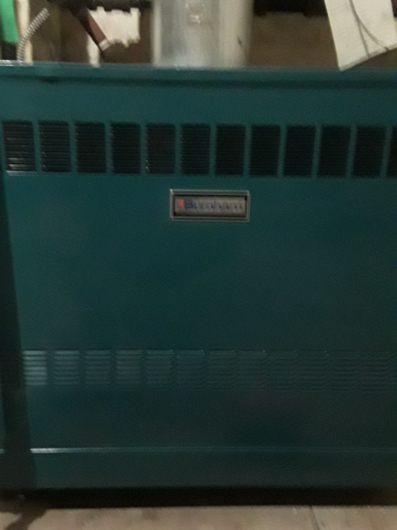 Millbury, MA - Clean and check Burnham gas boiler