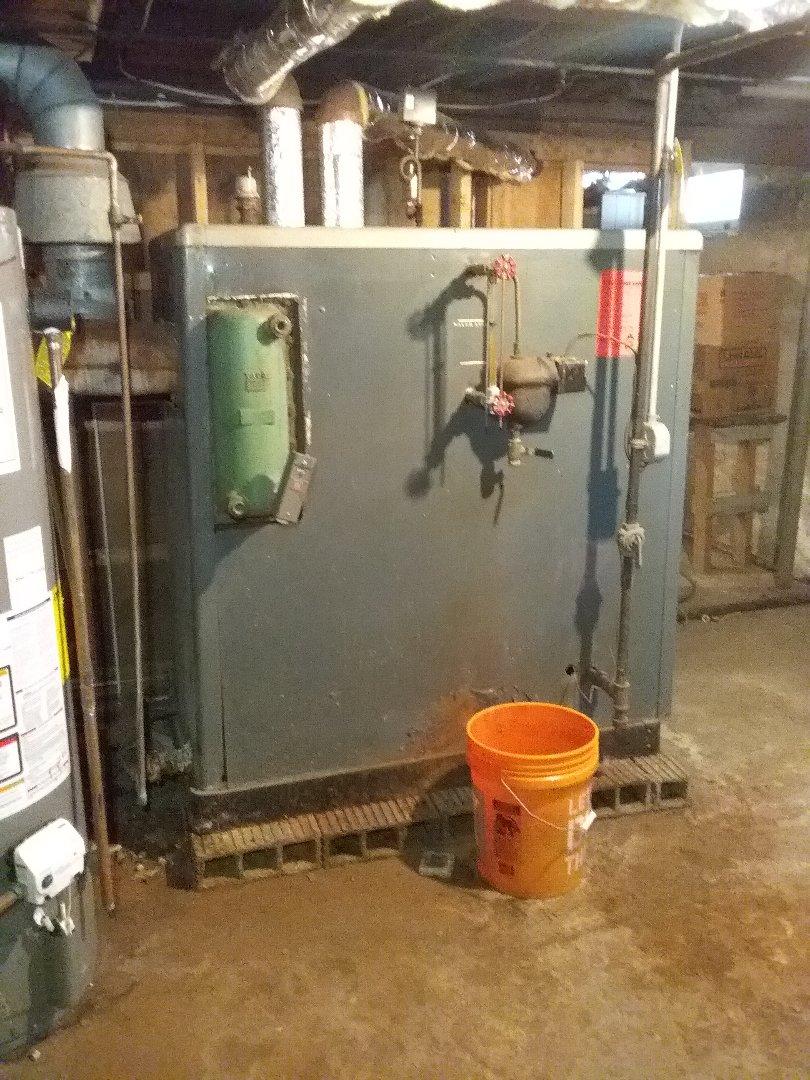 Grafton, MA - Performed preventive maintenance procedures on pierce butler gas steam boiler