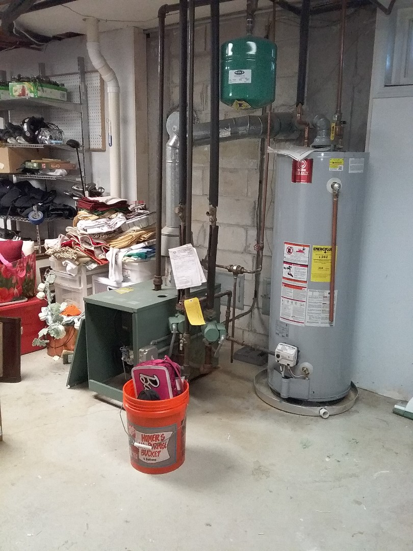 Westborough, MA - Performed preventive maintenance procedures on peerless gas boiler and state select gas water heater