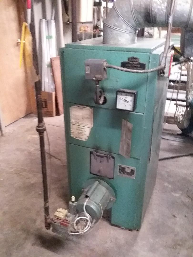 Auburn, MA - Performed preventive maintenance on texco boiler
