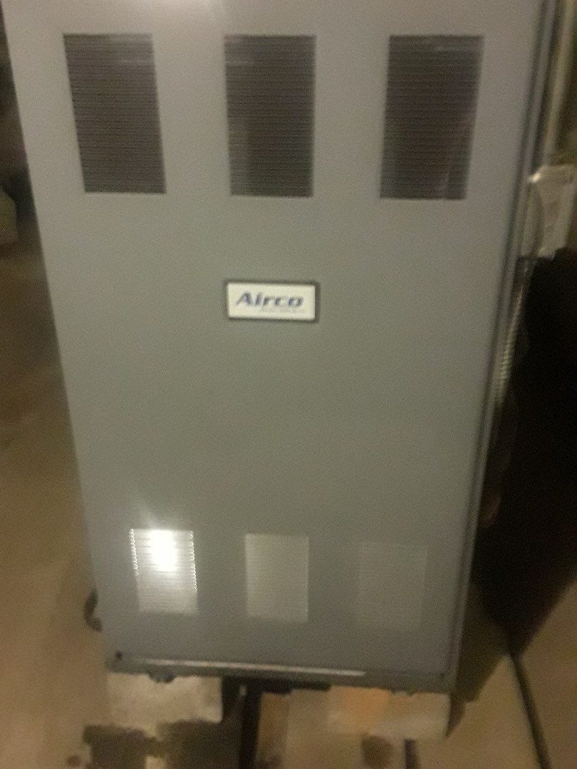 Leominster, MA - Repair on a Airco oil furnace