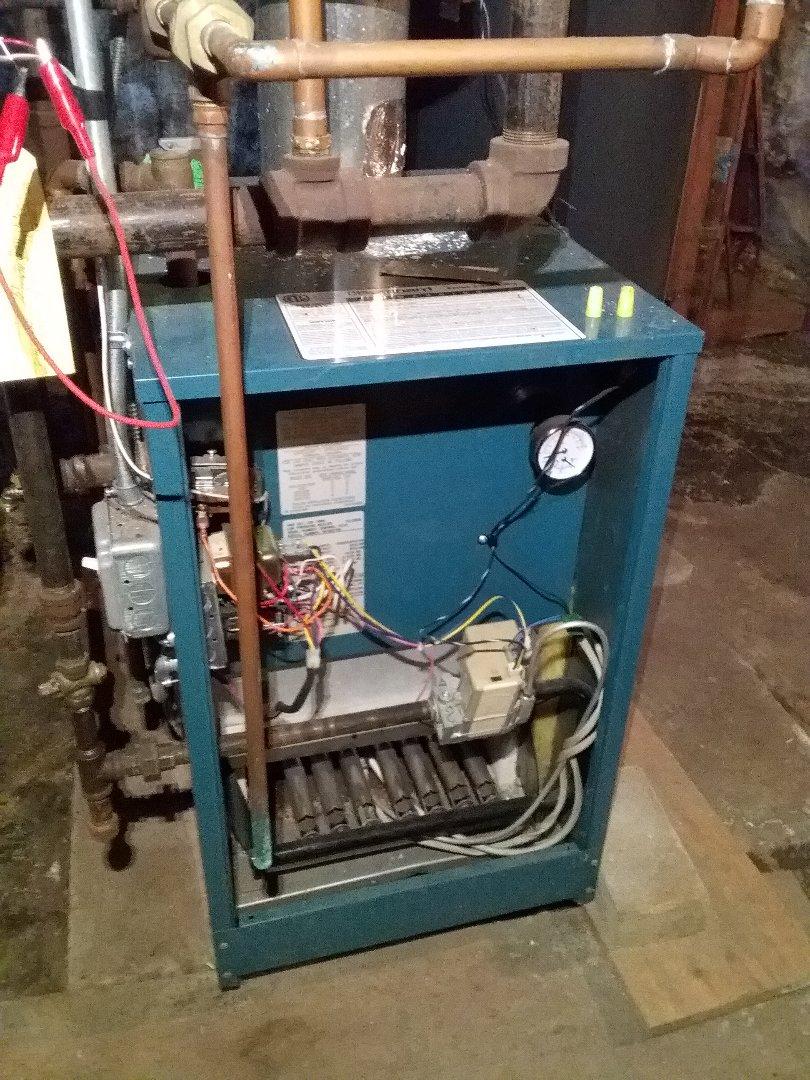Marlborough, MA - Diagnosis and repair burnham gas boiler