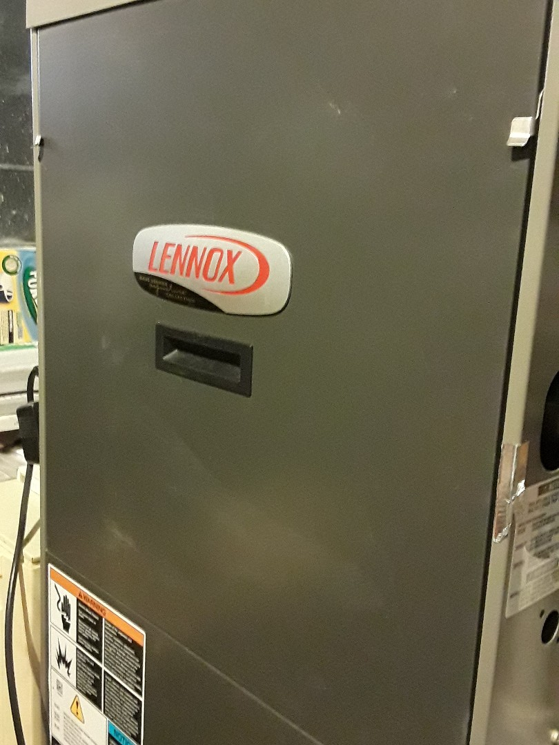 Northborough, MA - Repair on a Lennox gas furnace